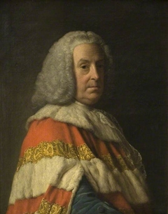Portrait Of Sir William Pulteney, Earl Of Bath