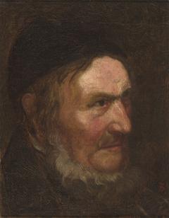 Portrait of Squire Duveneck