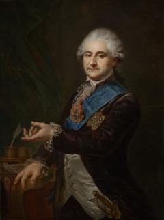 Portrait of Stanislaus Augustus Poniatowski (1732–1798)