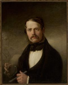 Portrait of Teofil Lenartowicz, poet and sculptor