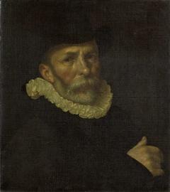 Portrait of the Painter Dirck Barendsz.