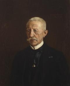 Portrait of Wiktor Osławski