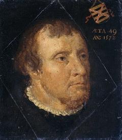 Portrait of Willem Ploos van Amstel, Bailiff of Loosdrecht