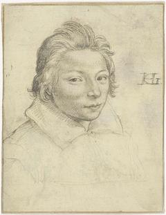 Portret van Hendrick Micker of Mikker
