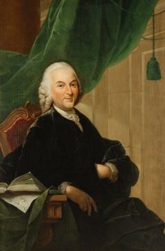 Portret van Nicolaas Baartmans (?-1783)