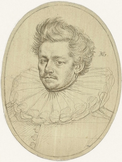 Portret van Stanislas Sobocki