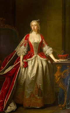 Princess Augusta of Saxe-Gotha, Princess of Wales (1719–1772)