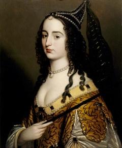Princess Elizabeth, Princess Royal, Abbess of Hervorden (Hertford) (1618-1680)