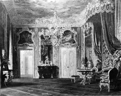 Project for a Room for King Ludwig II (1854–1886) of Bavaria