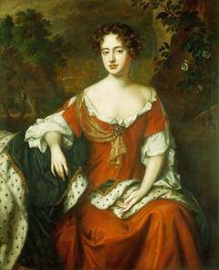 Queen Anne (1665-1714) when Princess of Denmark