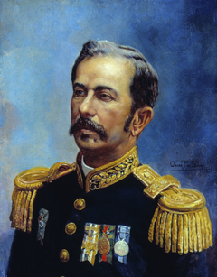 Retrato de Marechal Floriano Peixoto