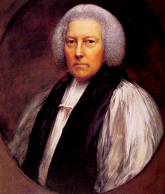 Richard Hurd (1720-1808), Bishop of Worcester