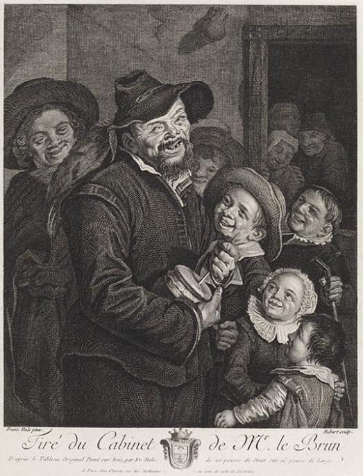 Rommelpot Player (Hubert)