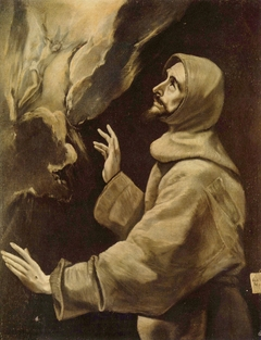 Saint Francis Receiving the Stigmata