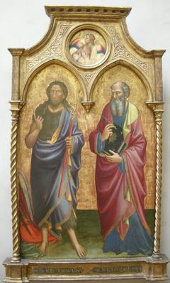 Saints John the Baptist and John the Evangelist