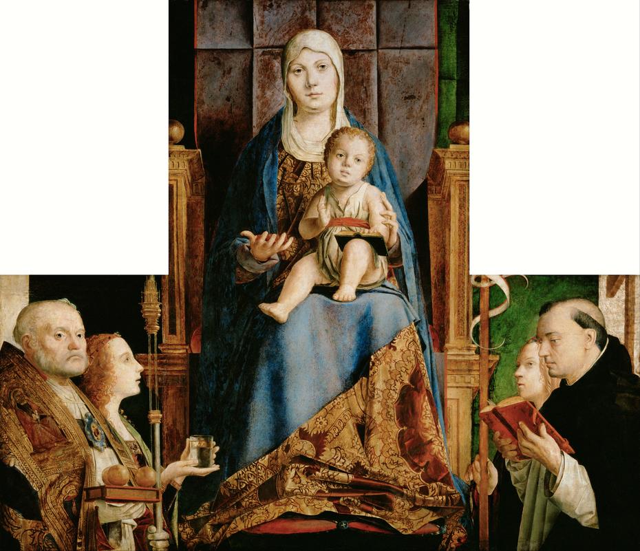 San Cassiano Altarpiece