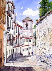 San Gregorio, Granada