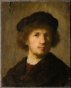Self-portrait 1630