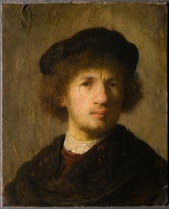 Self-portrait 1630