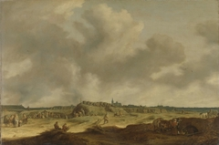 Siege of s Hertogenbosch by Frederick Henry in 1629