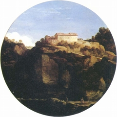 Southern Ideal Landscape (The House on the Hill)
