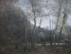 Souvenir of a Meadow at Brunoy