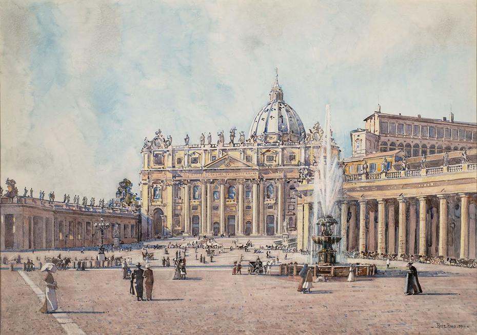 St. Peter's, Rome