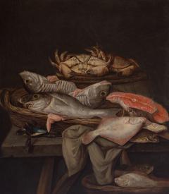 Still Life of Fish