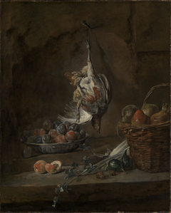 Still Life with Dead Pheasant