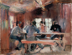 Study for Card Players