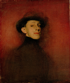 Study from Life for the Portrait of King Alfonso XIII