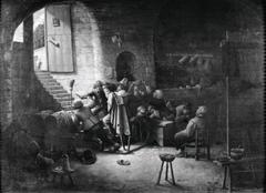 "The Antwerp Arms"", Tavern Scene"