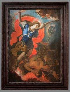 The Archangel Michael Defeating Satan