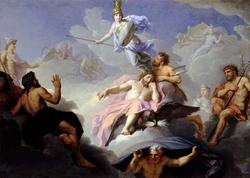 The Birth of Minerva