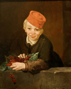 The Boy with Cherries