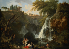 The Cascade at Tivoli
