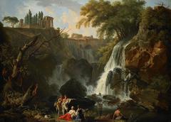 The Cascade at Tivoli