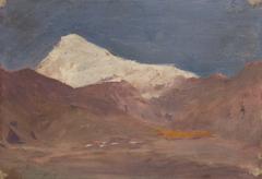 The Caucasus (Mount Kazbek)