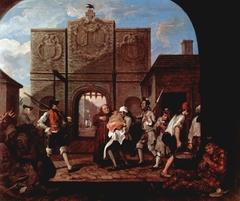 The Gate of Calais