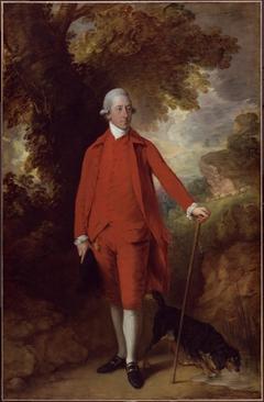 The Honorable Richard Savage Nassau de Zuylestein, M.P.