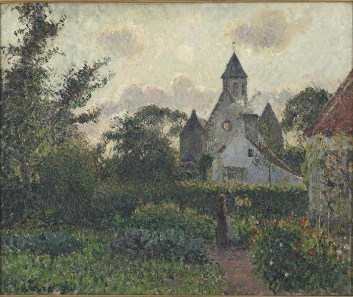 The Marguerite Church, Knocke