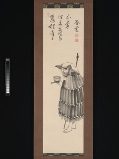 The Monk Daitō Kokushi as a Beggar