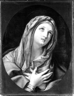 The Mourning Virgin