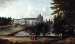 The Palace of Coudenberg