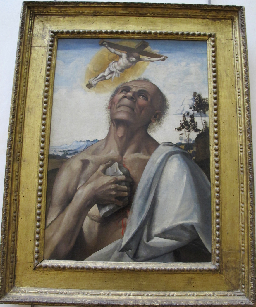 The Penitent St. Jerome in Ecstasy