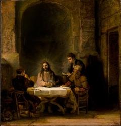 The Pilgrims of Emmaus