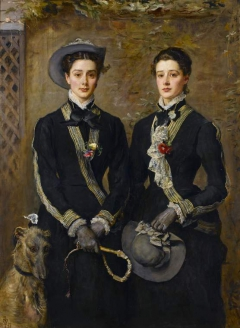The Twins, Kate and Grace Hoare