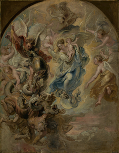 The Virgin as the Woman of the Apocalypse