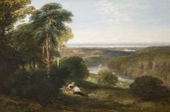 The Wyndcliffe, River Wye