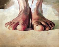 Thinking foots (Pensando con los pies)